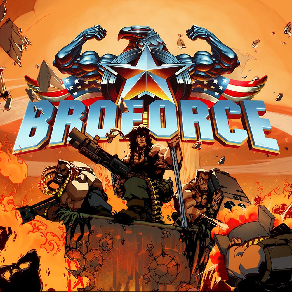 Broforce (Switch) for £6.74 @ Nintendo eShop