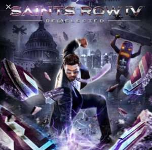 Saints Row IV: Re-Elected £3.99, Saints Row: Gat out of Hell £3.99 or £6.49 for both (PS4) @ PlayStation store