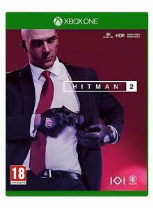 Pre-owned HITMAN 2 (Xbox One)  £12.99 via Boomerang on eBay