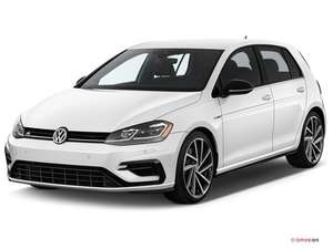 Volkswagen Golf Lease - £1,512 Initial Payment / £168pm x 24 Months - Total Cost: £5,544 Via @ CarWow