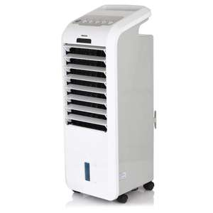 Pifco P40014 Portable 3-in-1 Air Cooler, Fan and Humidifier - £79.99 @ Amazon
