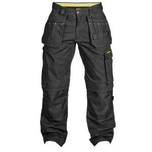 Stanley Pro Worker Ripstop Trouser for £10 @ Wickes (Free C&C)