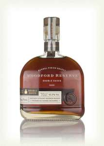 Woodford Reserve Double Oaked Whisky 70 cl - £36.99 @ Amazon