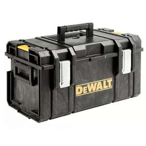 DeWalt ToughSystem DS300 Toolbox - No Tray - £24.99 at My Tool Shed