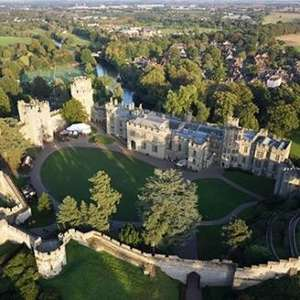Warwick Castle Tickets Half Day Special Offer - £10 at 365 Tickets