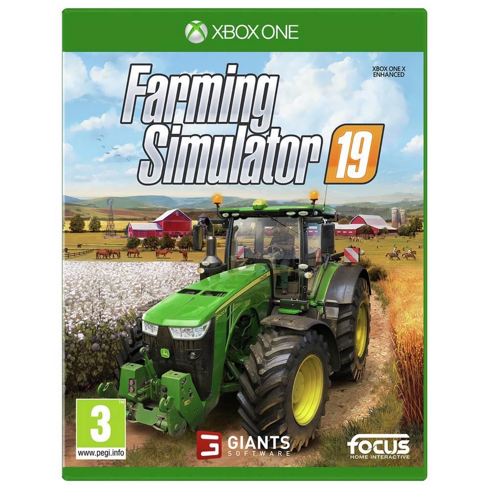 Farming Simulator 19 Xbox One Game £19.99 @ Argos C&C