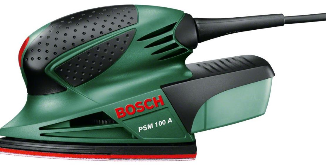 Bosch PSM 100 A Multi-Sander [Energy Class A] - £24.99 (prime) + (29.48 non prime) @ Amazon