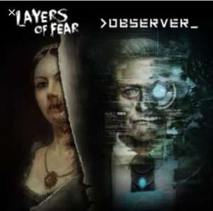 Layers of Fear + Observer Bundle (PS4) - £9.79 @ PlayStation Store