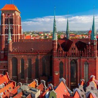 Mini Europe trip: Visit Gdansk, Stockholm, Prague & Copenhagen (Departing Stansted / June departure) £57 @ Ryanair