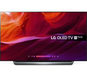 LG OLED65C8PLA 65 Inch 4K HDR Ultra HD Smart OLED TV - Brand New UK Stock - £1,734.98 @ District Electricals