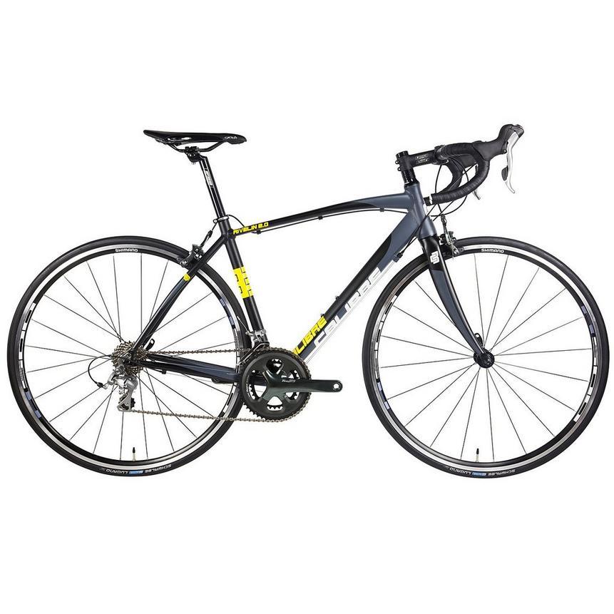 Calibre Rivelin 2.0 Road bike, Tiagra £299 @ GoOutdoors