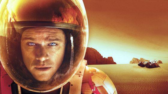 The Martian 4k HDR - £2.99 Rakuten TV