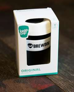 £1 Coffee when re-using your cup @ Brewdog Bars