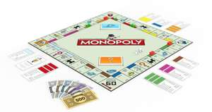 Classic Monopoly Board Game - £12.98 delivered @ bargainmax.co.uk