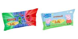Peppa Pig (65g) or PJ Masks(65g) Croissants 29p Each Or 4 For £1 @ Heron Foods