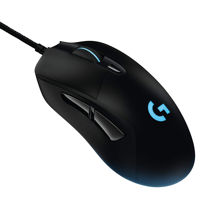 Logitech G403 Wired Optical Gaming Mouse - Amazon UK - £34.97