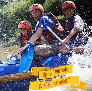 PGL Family Holiday Summer Sale - multiple options starting at £375 for 1 adult and 2 children