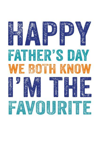 Thortful Fathers day card 70p via Veryme