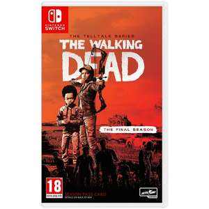 Telltale's The Walking Dead: The Final Season (Nintendo Switch) - £19.99 delivered / PS4 & Xbox One - £14.99 @ Smyths