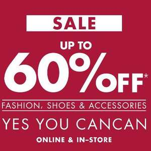 Harvey Nichols Up To 60% Off Sale online and instore