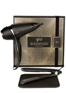 GHD Hair styler straightener and Hairdryer set - £99 at Harvey Nichols (potentially cheaper with AMEX cashback)