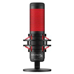 HyperX QuadCast – USB Condenser Gaming Microphone, for PC, PS4 and Mac - £94.77 @ Amazon