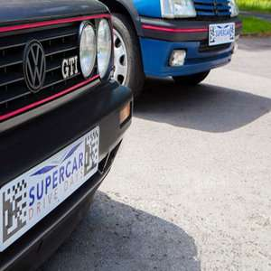 80s Hot Hatch Legends Driving Experience £22.04 with code @ BuyAGift