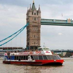 Three-Day hop on / hop off River Thames Cruise Pass  Child £5.60 / Adult £9.60 (New accounts) @ Groupon (City Cruises)