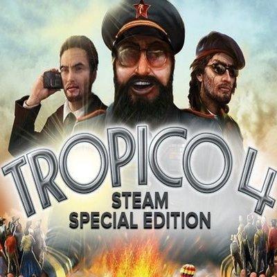 Tropico 4 - Steam Special Edition for 1p @ Gamivo