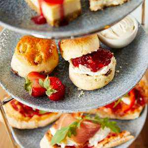 Italian Afternoon Tea with for Two £18.99 (£24.99 with Prosecco or Gin) at Bella Italia via Groupon