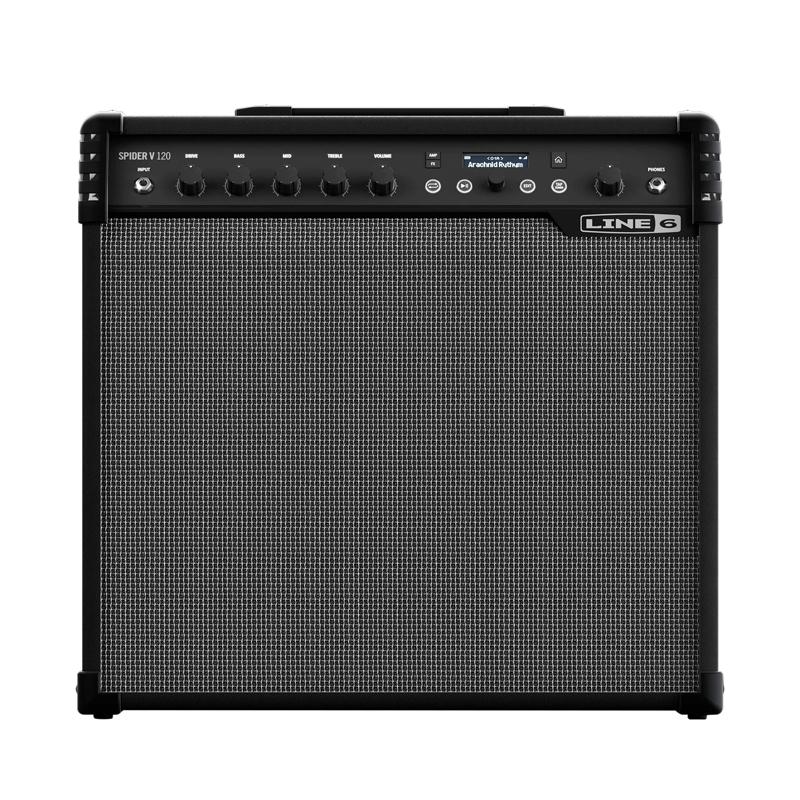 Line 6 Spider V 120 Combo modelling Guitar Amp + Free Next Day Delivery £199.99 @ GuitarGuitar