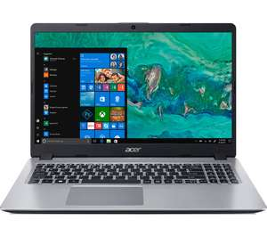 """ACER Aspire 5 A515-52 15.6"""" Intel® Core™ i5 Laptop - 256 GB SSD, Silver £499 @ Currys PC World"""