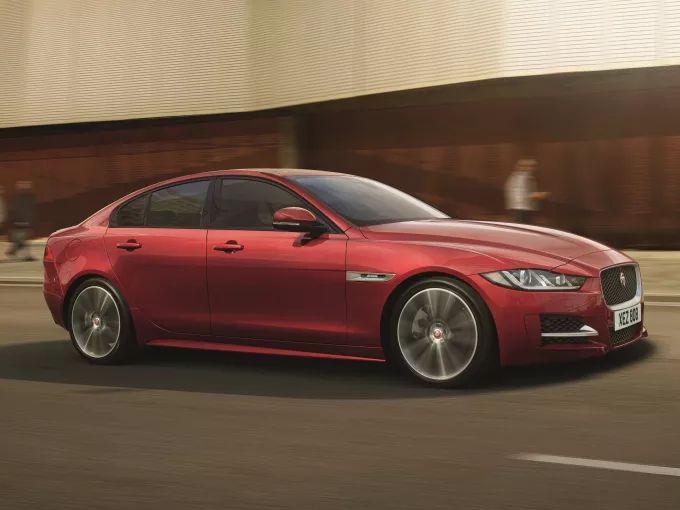 Jaguar XE R Sport - £7,654 Deposit / £299 per Month x 49 Months - Total Cost £27,210.00 @ Marshall Shop