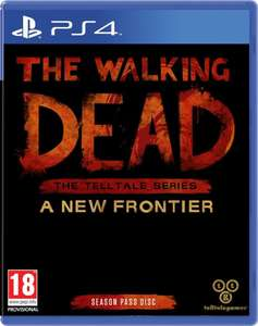 The Walking Dead - Telltale Series: The New Frontier PS4 for £6.99  (Xbox One for £7.99)Delivered (With free Delivery Code) @ Zavvi