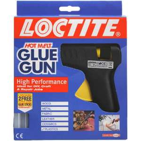 Loctite Glue Gun and 2 Glue Sticks - £5 + Free C&C @ Wilko