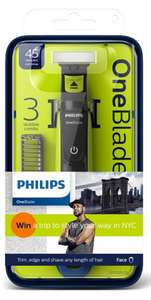 Philips OneBlade QP2520 Hybrid Trimmer £26.66 @ Boots click & collect