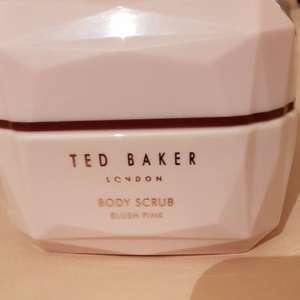 Ted Baker body scrub blush pink £2.65 instore @ Boots