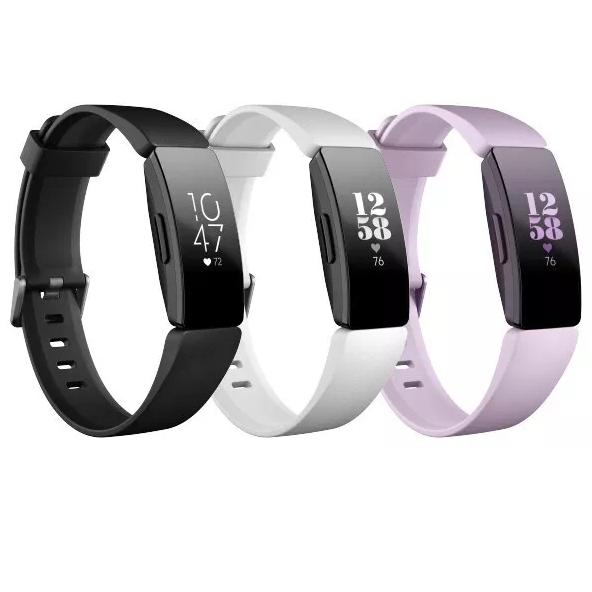 Fitbit Inspire HR Smart Watch - (Black/White/Lilac) - £69.99 @ Argos (also Fitbit Inspire Black/Sangria £49.99)