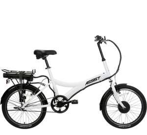 "Assist 20"" Hybrid Electric Bike for £398 + Free National Trust Family Day Pass C+C / Delivered @ Halfords"