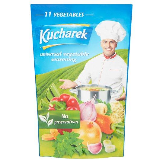 Kucharek 11 Vegetables Seasoning 200g  - Buy 1 & Get 1 Free ! ( 2x 200g ) For 79p @ Tesco