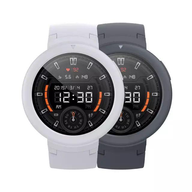 Xiaomi Amazfit Verge Lite Smartwatch 43mm AMOLED IP68 GPS Gorilla 3 Bluetooth 5.0 Heart Rate Sensor £76.94 @ Larnia Store/Aliexpress