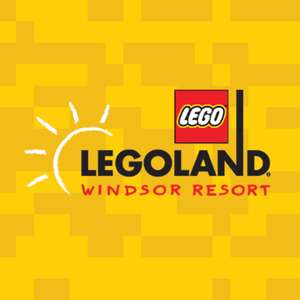 Two Legoland Windsor tickets Dates up to Jul 12th £20 + 3 Months Times membership £3 = £23 @ Times+ online