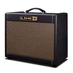 Line 6 DT25 1x12 Tube Combo 25W/10W  Amp £449 Delivered @ Andertons