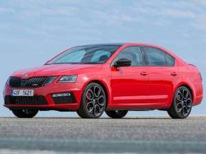 Skoda Octavia Hatchback 2.0 245 vRS DSG 24 Month Lease - 8k miles p/a - £779.97 deposit + £259.99pm + £185.99 = £6944.74 @ Leasing Options