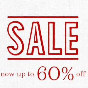 Fat Face - Up To 60% Off Sale - Free C&C / Free UK Standard Delivery (on orders over £50)