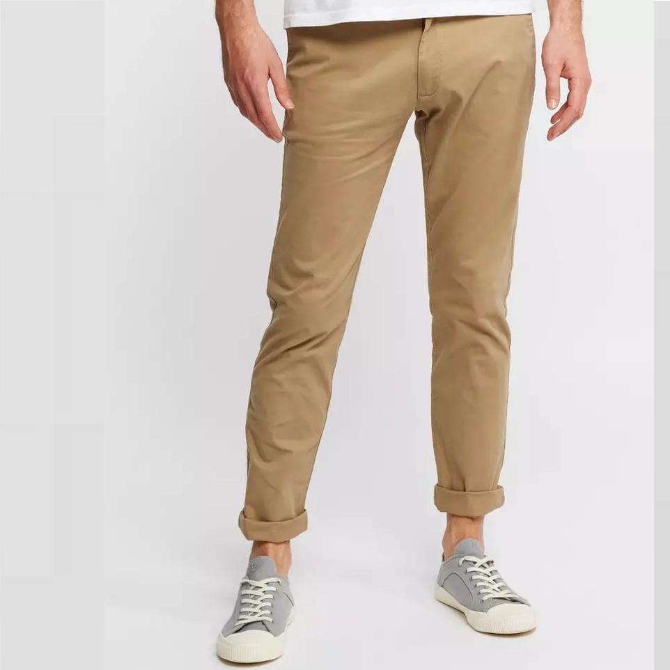 Fat Face - Men's cotton slim fit smart trousers - Free C&C £18 @ Fat Face