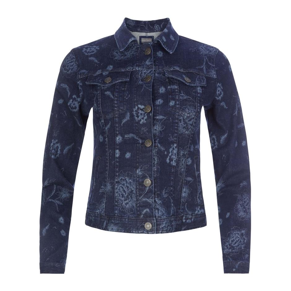 Laura Ashley - Indigo Denim Jacket - £22 (Free C&C)