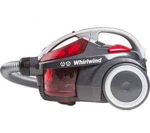 Hoover  Whirlwind SE71 WR01 Bagless Cylinder Vacuum Cleaner Reduced to £29.50 at Tesco Instore