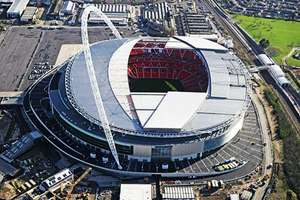 Adult Tour of Wembley Stadium for Two - £14.44 with code - E-Voucher via Buyagift