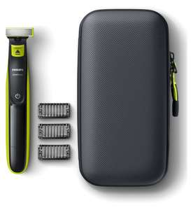 Philips OneBlade QP2520/64 Hybrid Trimmer with Travel Case £27.49 Free C&C @ Boots